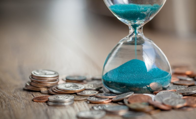 What is the duration of an Options trade.