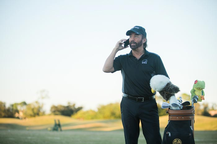 Rob Roy - from pro golfer to pro trader