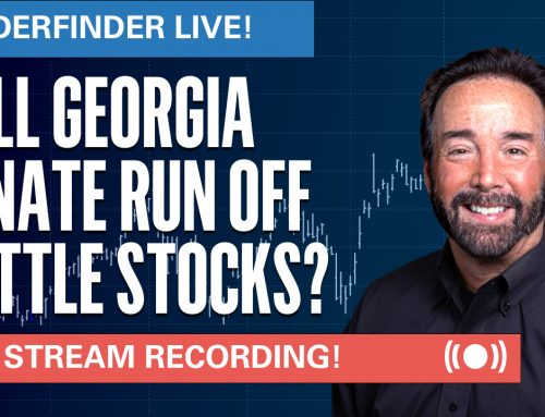 Will Georgia State Runoff Rattle Stocks? | TradeFinder LIVE!