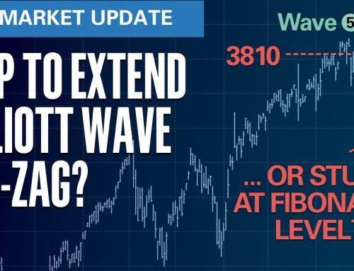 Elliott Wave Zig-Zag to Extend?
