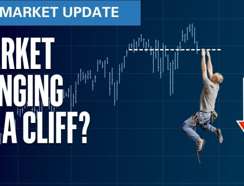 Market Hanging on a Cliff?