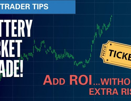 Lottery Ticket Trade | Pro Trader Tips