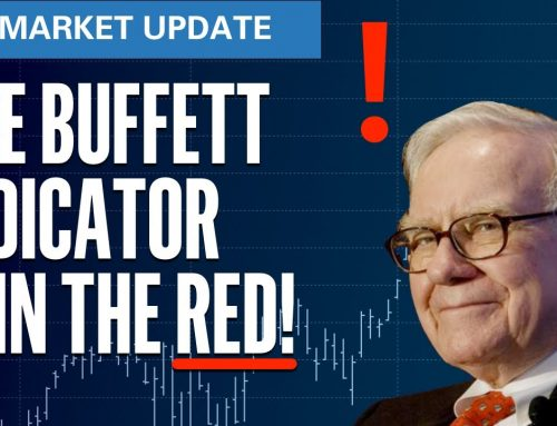 Buffett Indicator is in the Red | U.S. Market Update