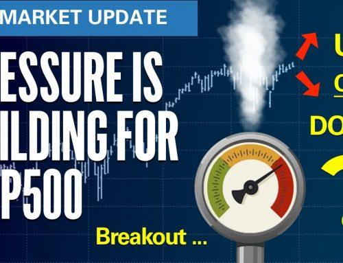 Pressure is Building for S&P500 | U.S. Market Update