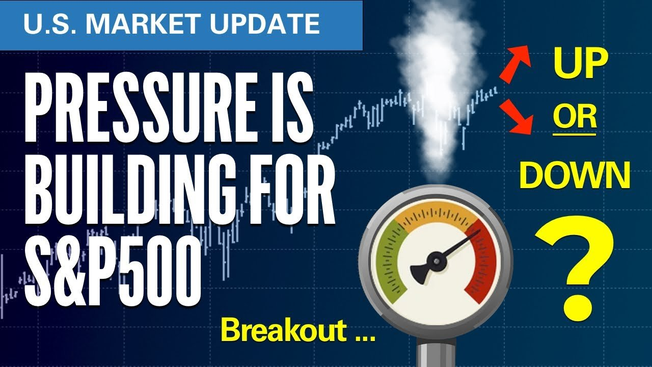 S&P pressure building