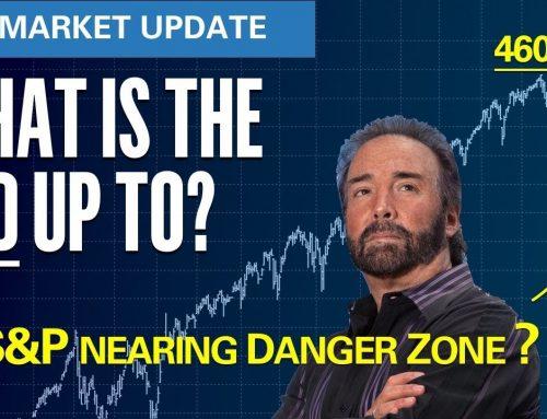 What is the Fed up to? | S&P500 VIX Elliott Wave U.S. Market Update